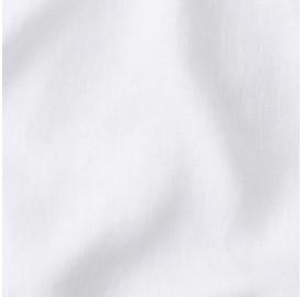 Paire de taies d'oreiller rectangulaires en lin lavé 50 x 70 cm - Gris béton