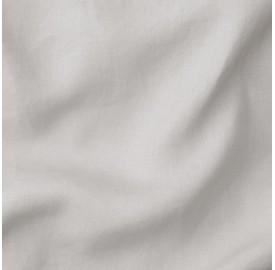 Paire de taies d'oreiller rectangulaires en lin lavé 50 x 70 cm - Bleu night