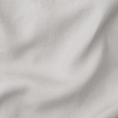 Paire de taies d'oreiller rectangulaires en lin lavé 50 x 70 cm Bleu night