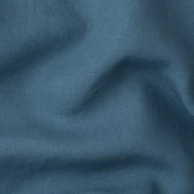 Paire de taies d'oreiller rectangulaires en lin lavé 50 x 70 cm Deep fuchsia