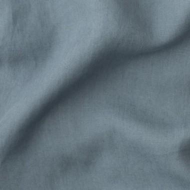 Paire de taies d'oreiller rectangulaires en lin lavé 50 x 70 cm Rose retro