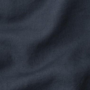 Paire de taies d'oreiller rectangulaires en lin lavé 50 x 70 cm Rose buvard