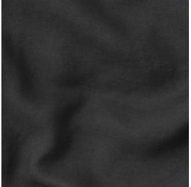 Paire de taies d'oreiller rectangulaires en lin lavé 50 x 70 cm - Yellow coing