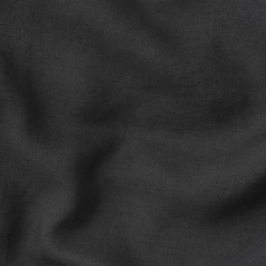 Paire de taies d'oreiller rectangulaires en lin lavé 50 x 70 cm Yellow coing