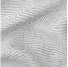 Tablier en lin lavé - Blanc optique