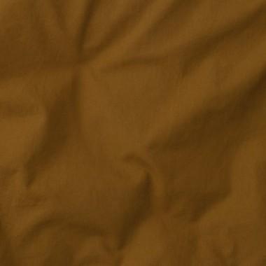 Taie de traversin en lin lavé Yellow coing