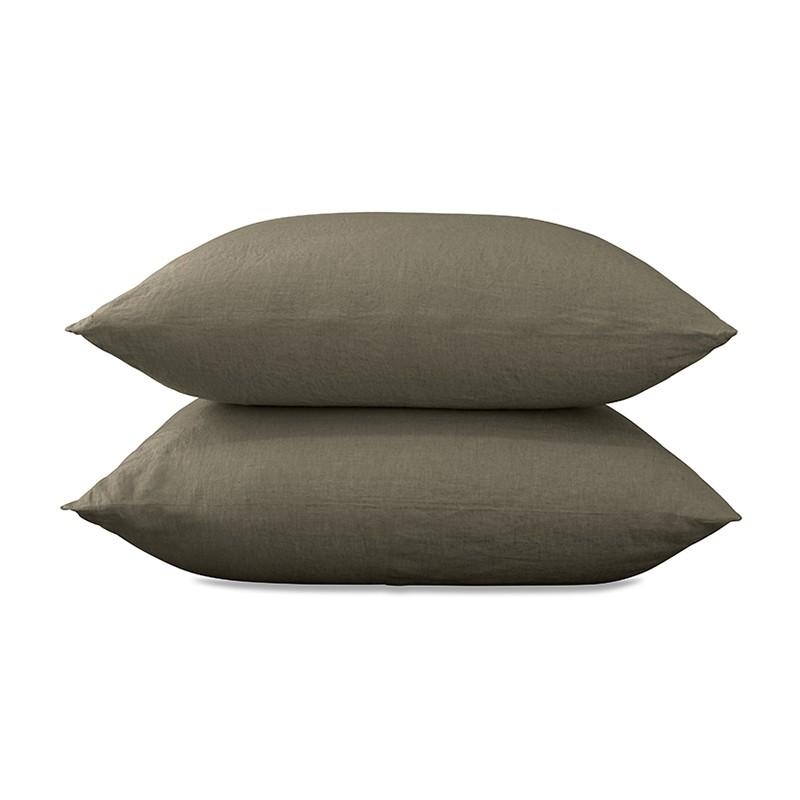 housse de couette en lin lav pour lit 2 places baralinge mmmm. Black Bedroom Furniture Sets. Home Design Ideas
