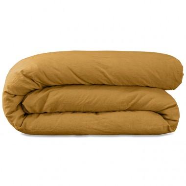 Lookbook chambre & linge de lit dans un camaïeu de jaunes