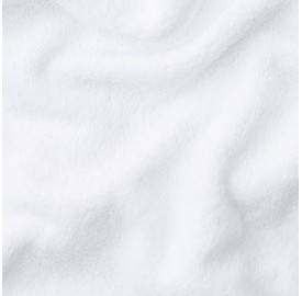 Éponge bouclette Blanc Optique