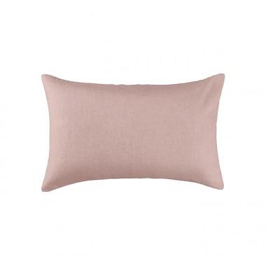 Lookbook chambre & linge de lit couleurs rose & bleu pétrole